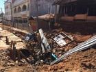 Prefeitura e proprietários divergem sobre desabamento de imóvel em MG