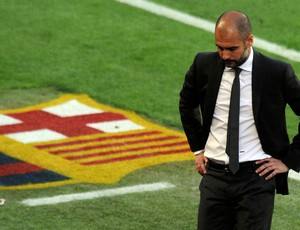 guardiola barcelona real madrid (Foto: Agência Reuters)