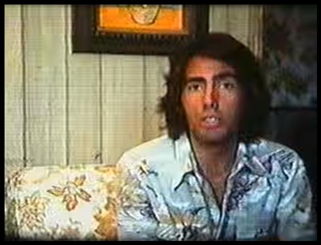 Sam Klemke em 1977 (Foto: Reprodução/Youtube)