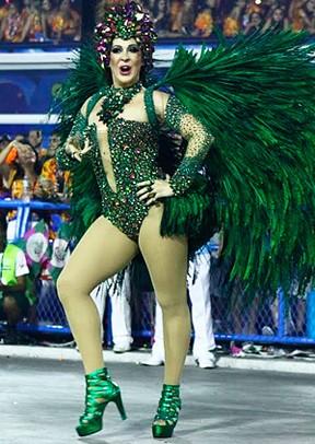[Enquete carnaval 2014] Claudia Raia (Foto: Raphael Mesquita/Fotorio News)