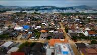 'SC +': voluntários ajudam a melhorar comunidade do Frei Damião