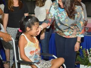 Pessoas cadastradas nos programas e projetos voltados a pessoas com deficiência foram contempladas (Foto: Divulgação/Secom-RR)
