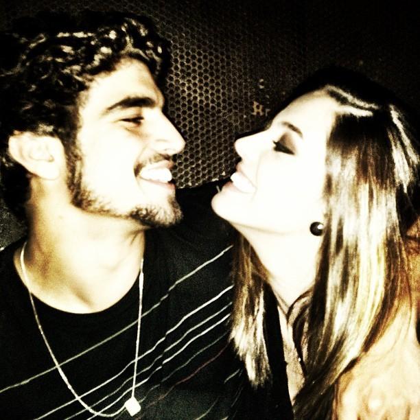 Caio Castro e Giovanna Lancellotti (Foto: Instagram/ Reprodução)