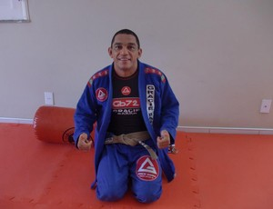 Maranhense Jaime Garcês foi ouro no Sulamericano de jiu-jitsu (Foto: Arquivo pessoal/Jaime Garcês)