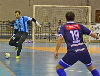 Taubaté Futsal A.A.B.B Liga Paulista (Foto: Jonas Barbetta/Top 10 Comunicação)