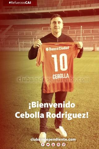 Cristian Rodríguez Independiente (Foto: Reprodução / Facebook)