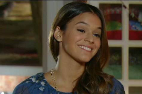 Bruna Marquezine em cena como Luiza (Foto: Reprodução)