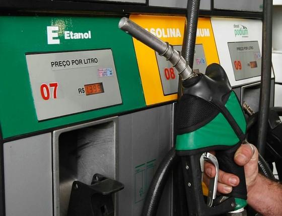 Indústria do etanol quer tratamento diferenciado em política automotiva (Foto: Reprodução)