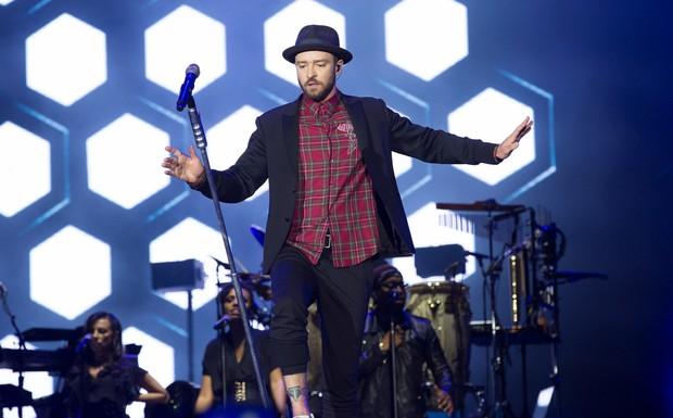 17-09 - MUNDO - Justin Timberlake - Rock in Rio 2017