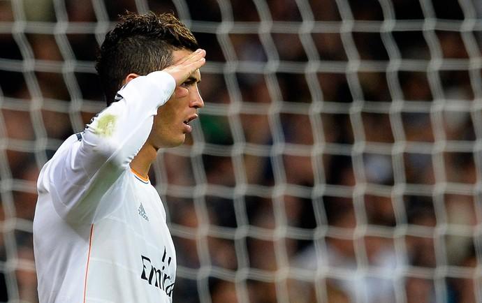 Cristiano Ronaldo gol Real Madrid (Foto: AFP)