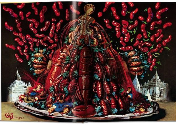 Salvador Dalí: Eccentric Cookbook (Foto: Reprodução)
