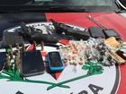 Polícia Ambiental desarticula ponto de venda de drogas em João Pessoa