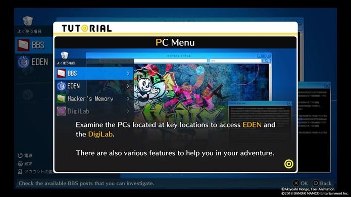 Digimon Story Cyber Sleuth: Hacker's Memory (Foto: Reprodução/Felipe Vinha)