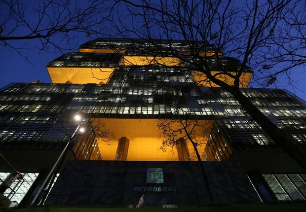 Sede da Petrobras no Rio de Janeiro, Brasil (Foto: Sergio Moraes/Reuters)