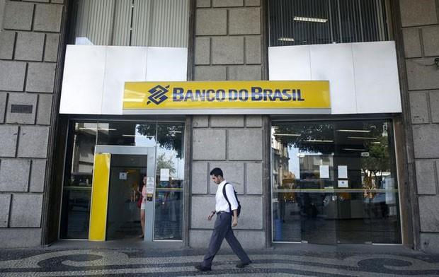 Filial do Banco do Brasil no centro do Rio de Janeiro. (Foto: REUTERS/Pilar Olivares)