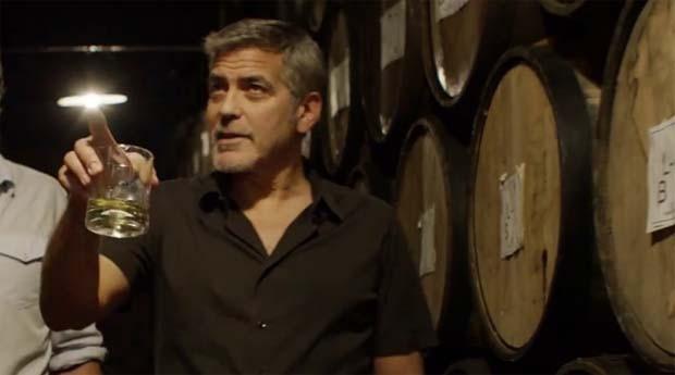 George Clooney criou a Casamigos em 2013 com o desenvolvedor Mike Meldman e o empreendedor de entretenimento Rande Gerber (Foto: Reprodução)