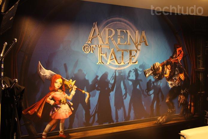 Arena of Fate E (Foto: Felipe Vinha/TechTudo)