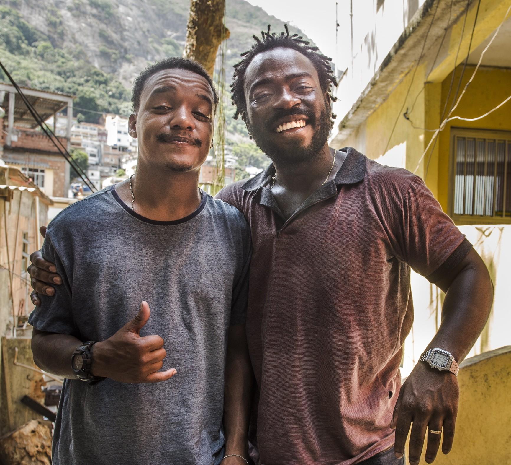 Cidade dos Homens | Séries | Gshow | Globo