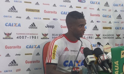 Luiz Antonio Flamengo (Foto: Fred Gomes / GloboEsporte.com)