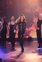 Ticiana Villas Boas se 'transforma' em Ivete Sangalo na TV; veja fotos!