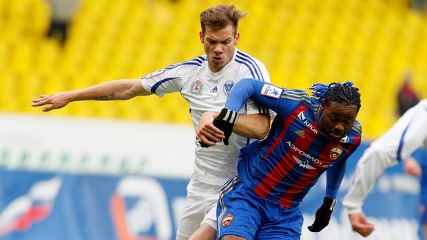 Nikolai Zaytsev do Volga e Vagner Love do CSKA (Foto: Getty Images)