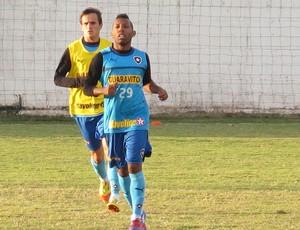 Vitor Junior, Botafogo (Foto: Thales Soares / Globoesporte.com)