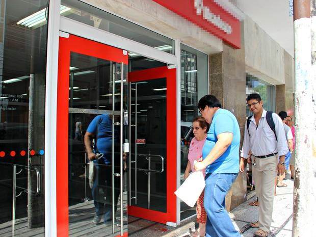 Atendimento em agências bancárias acontece até quinta-feira