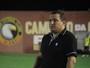 Técnico do Globo FC exige foco do grupo e sonha com final do 1º turno
