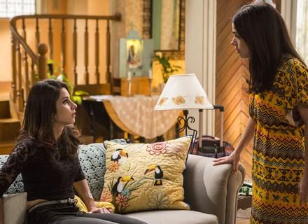 Daniel Ortiz dá pistas sobre possível perdão entre Shirlei e Carmela