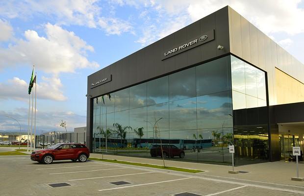 Fábrica da Jaguar Land Rover em Itatiaia, Rio de Janeiro (Foto:  JLR)