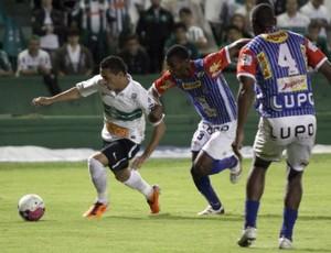 Coritiba vence o Cianorte no Estádio Couto Pereira (Foto: Divulgação/Site oficial do Coritiba)
