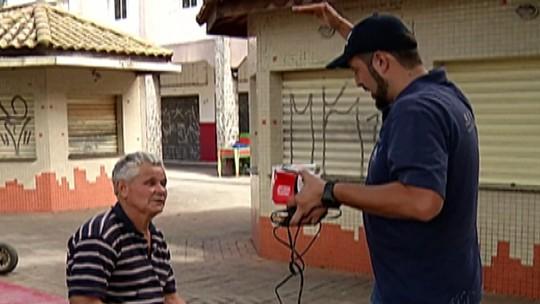 Equipe da TV Diário tira dúvidas sobre sinal digital em Guararema
