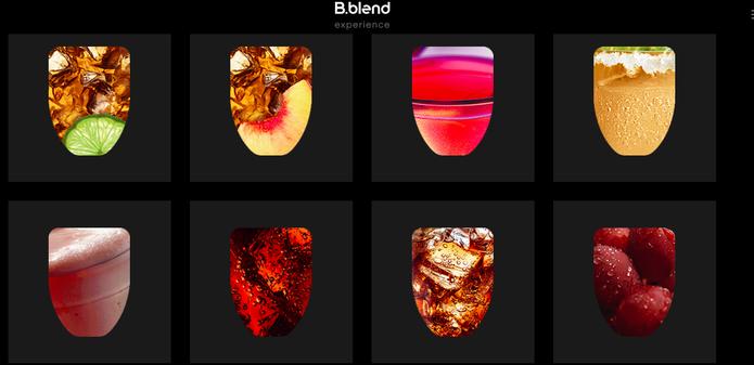 Cápsulas possuem 20 sabores diferentes de bebidas (Divulgação/ blend.com)