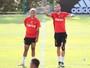 """Everton """"livre"""" e Leandro em função híbrida: o Sport sem Diego Souza"""