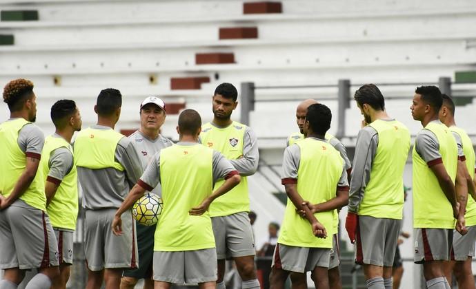 Levir Culpi, Fluminense (Foto: Mailson Santos/Fluminense FC)