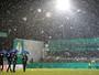 Nevasca faz jogo entre Dortmund e time da Terceira Divisão ser cancelado
