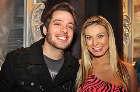 Ex-BBB Max Porto e Andressa Urach (foto de arquivo) (Foto: Instagram/ Reprodução)