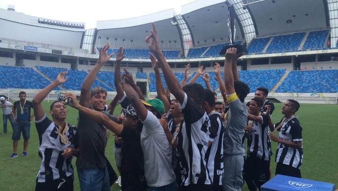 ABC troféu sub-19 (Foto: Carlos Cruz/GloboEsporte.com)