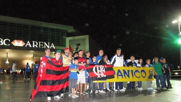 95baaa7af2a Torcidas São José Flamengo Rio de Janeiro (Foto  Arquivo pessoal  Jorge  Henrique de