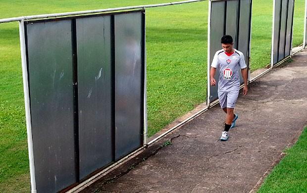 Maxi Biancucchi, atacante do Vitória (Foto: Raphael Carneiro)
