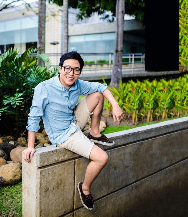 """Paulo Chun (Foto: """"Tenho uma atração maior por coreanas"""")"""