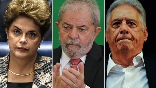Foto: (Dida Sampaio/Estadão Conteúdo, José Cruz/Agência Brasil e Tânia Rêgo/Agência Brasil)