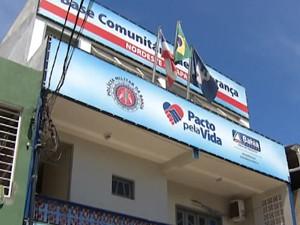 operação nordeste de amaralina; bahia (Foto: Reprodução/TV Bahia)