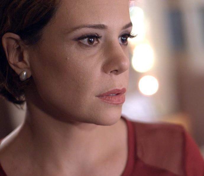 Ana é clássica  (Foto: Gshow)