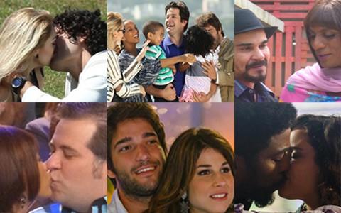 Veja quem ficou com quem!!! (Gshow / TV Globo)