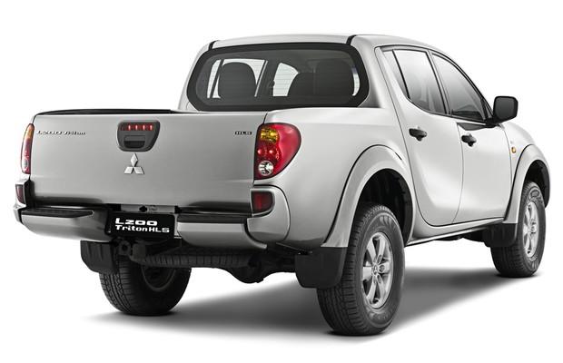 Mitsubishi L200 Triton HLS (Foto: Divulgação)