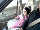 Motorista é multado ao usar boneca assustadora para enganar polícia