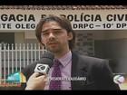 Polícia Civil apresenta suspeitos de assalto em Presidente Olegário