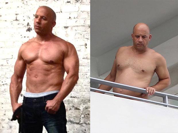 Vin Diesel (Foto: Reprodução/ Facebook | AKM)