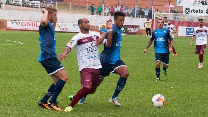 Atlético-IB x Guarani de Palhoça (Foto: Orlando Pereira/Atlético-IB)